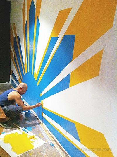 Brooklyn Based Pinoy Transports Ph Culture Through Art