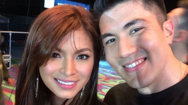 luis manzano and angel locsin are back together again
