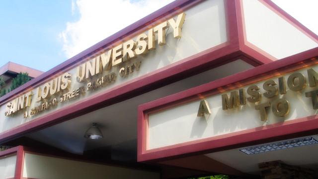 Baguio's Saint Louis University to shift school calendar ... - photo#15