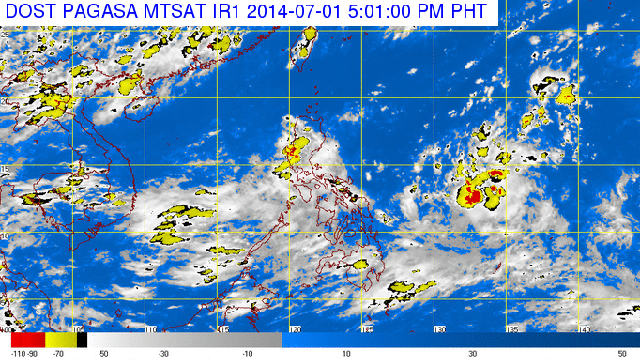Rainy Wednesday for VisMin, parts of Luzon