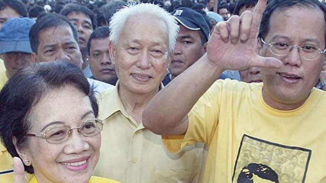 NOYNOY MAGIC? Manila Mayor Alfredo Lim's camp banks on the endorsement of President Benigno Aquino III. File photo from Facebook page of Lim