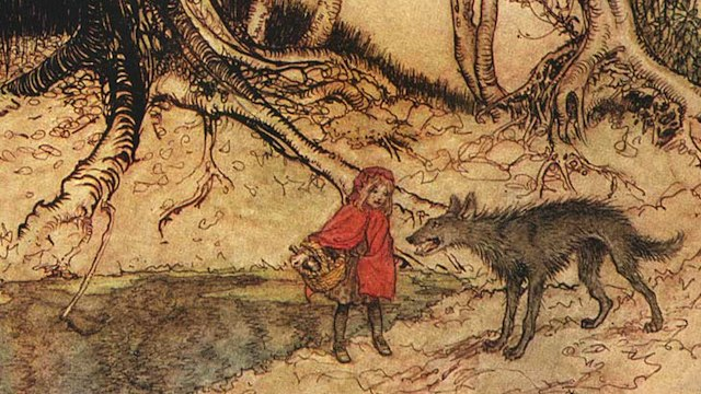 "critical analysis of red riding hood Visualising little red riding hood critical literature dedicated to the field of fairy ""little red riding hood"" has sustained continued analysis and."