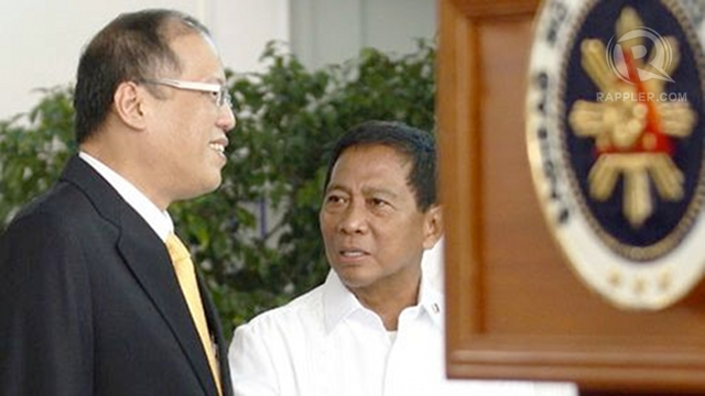 SUPER COALITION? President Aquino's allies find it awkward, surprising