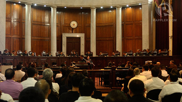 Congress to SC: DAP caused no harm to petitioners