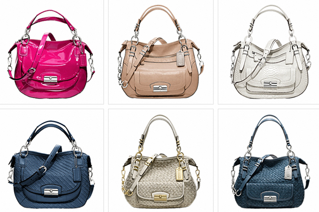 f02eab505172a Screenshot from www.coach.com shows product line of the