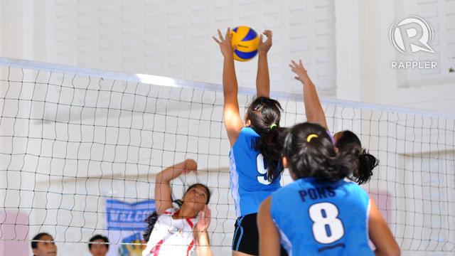 Volleyball Recap: Palarong Pambansa Day 2