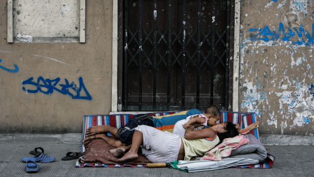 Poor Filipinos not only income poor