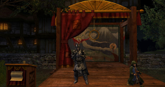 Gaming freedom: The Lord of the Rings Online