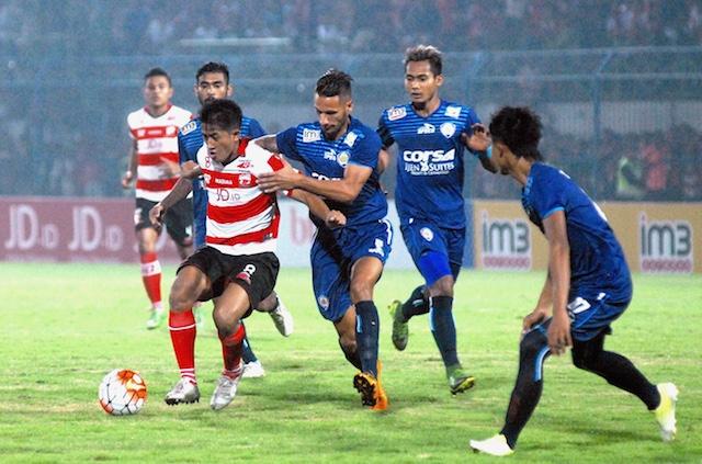 Madura United: Borneo