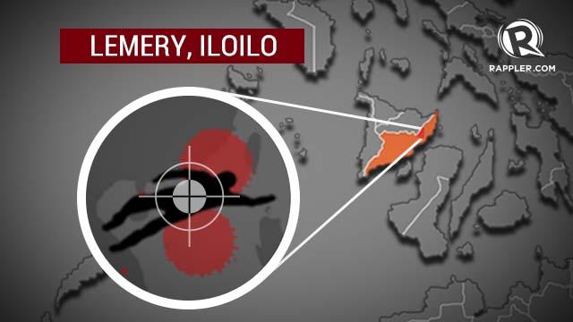ILOILO AMBUSH. Jun Apura, husband of re-electionist Mayor Ligaya Apura, and one other was killed in the ambush.