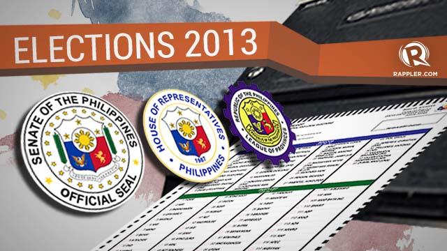 2013 Election Results: Camarines Sur | Comelec Live Data
