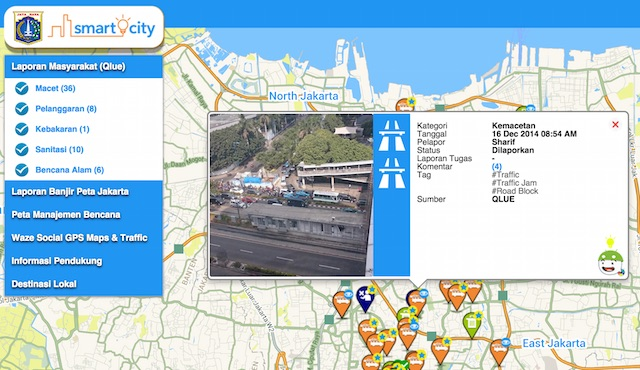 Aplikasi Smart City Jakarta, bermanfaatkah?
