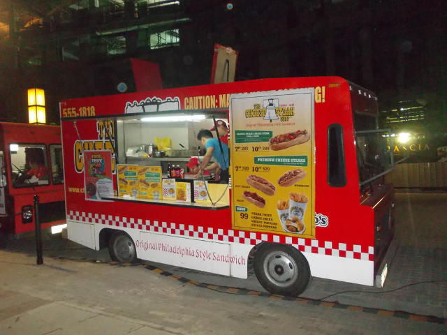 Bacon Essence Food Truck