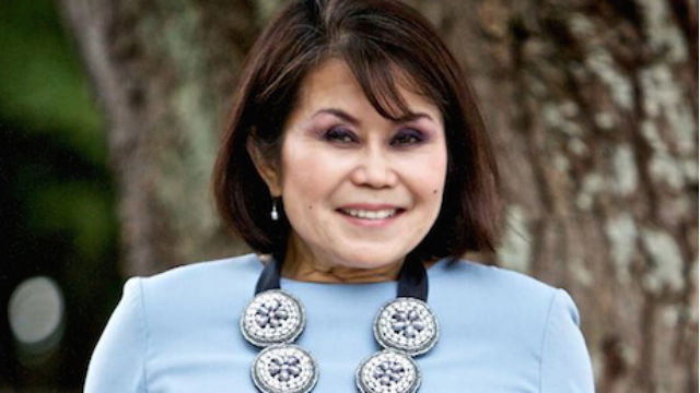Pinay named Republican party adviser for Asian Americans