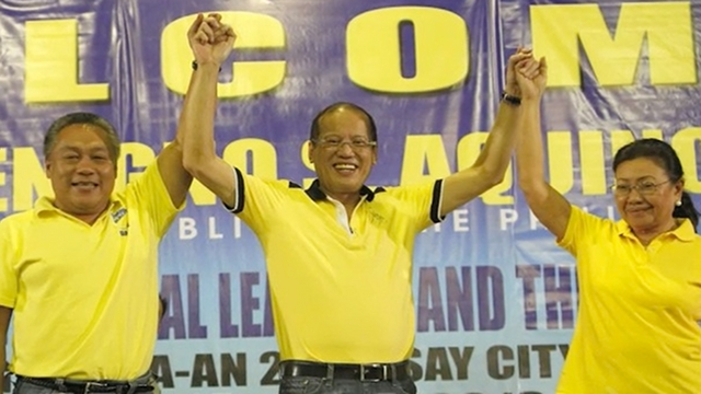'NOT ENOUGH.' Political analysts say President Aquino's endorsement is not enough to secure a victory for LP gubernatorial bet Junjun Davide. Alliances, party strength, and perks for barangays will be key. Screenshot from Davide's TV ad