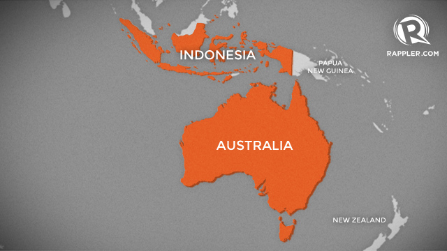 a report on indonesia and australia