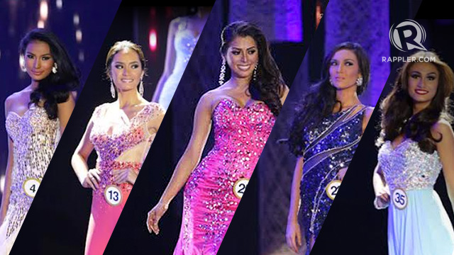 017de006aa6fe This year's batch of Bb Pilipinas winners. Photo by Mark Cristino