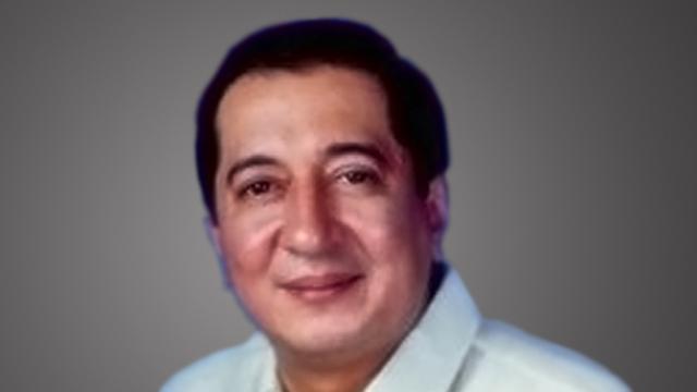 Former governor and now 3rd district congressman Al Francis Bichara