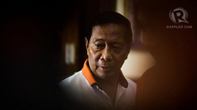 STRENGTHENING BASE? Vice President Jejomar Binay approved Cebu as the proclamation site of UNA. In 2010, Binay lost in Cebu to rival Interior Secretary Mar Roxas. File photo by John Javellana
