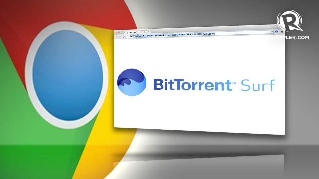 bittorrent surf (beta) for firefox