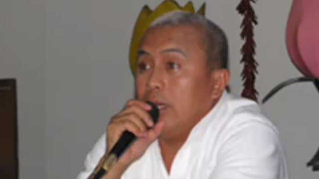 SUSPECT? A radio announcer claims he was attacked by men of gubernatorial candidate Casaan Maquiling. Photo from Youtube