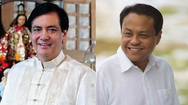 'STRONG ALLIES.' A Catholic lay group in Cebu endorses Cebu City Mayor Michael Rama (left) for re-election and Cebu 3rd District Rep Pablo John Garcia (right) for governor for their anti-RH stance. File photos from their Facebook pages