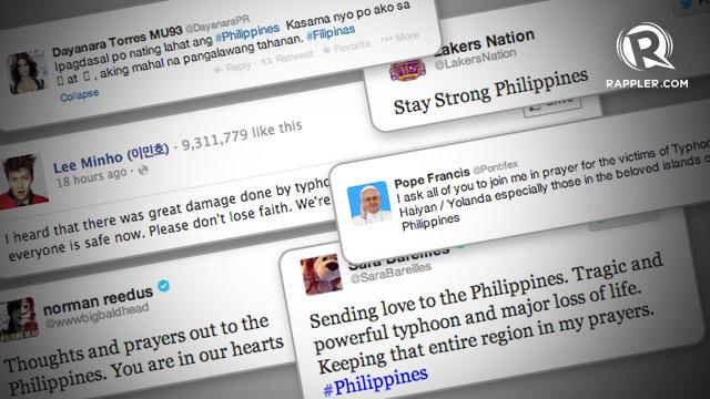 Manila Speak | Donations for Yolanda Victims