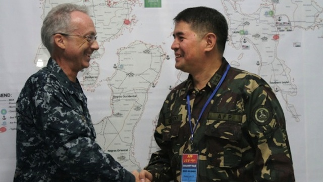 US troops end Yolanda mission; others out by mid-December