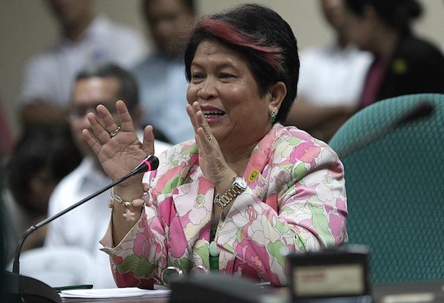 Miriam slams CA 'plot' to ensure Soliman's confirmation