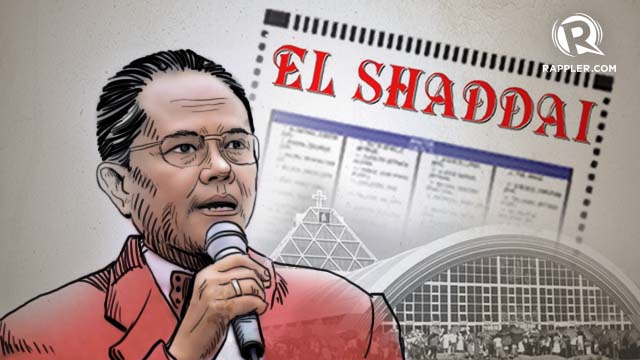 WHO WILL BE BLESSED? El Shaddai, widely perceived to vote as bloc, is set to announce its preferred list of senatorial candidates tomorrow.