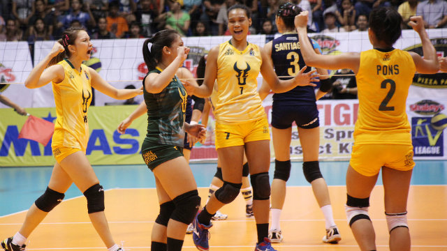 FEU opens V-League finals with sweep of NU