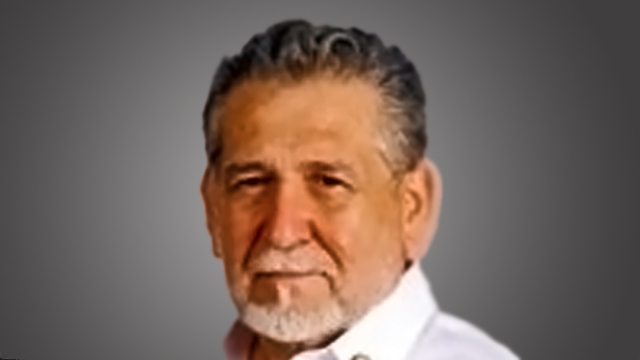 Former Albay governor and Ligao mayor Fernando Gonzalez