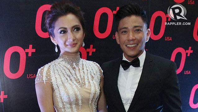 Drew Arellano and Iya Villania tie the knot
