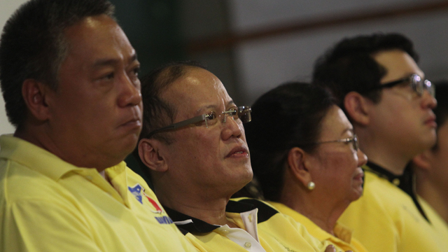 PRESIDENTIAL ENDORSEMENT. Cebu LP gubernatorial bet Junjun Davide believes with the President's backing, he can end the Garcias' 18-year hold on the capitol. File photo by Malacañang Photo Bureau