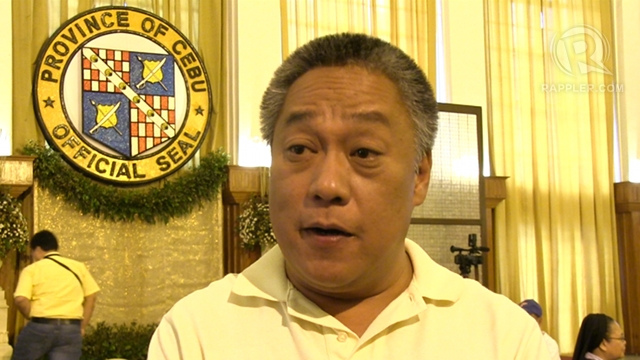 "NEW GOVERNMENT. LP candidate for Cebu governor Hilario ""Junjun"" Davide III vows to make good on his campaign promise to push for transparency if proclaimed governor."