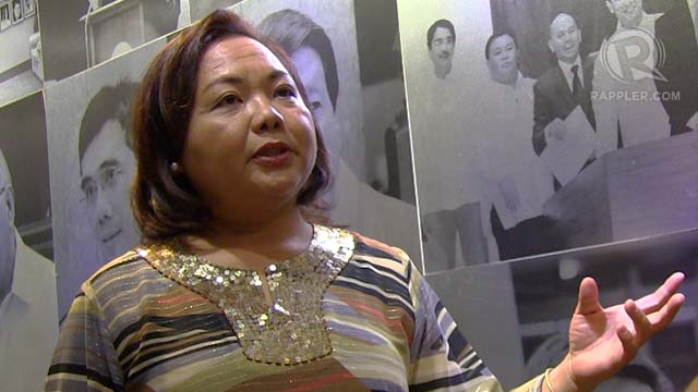 DINAGAT CARETAKER. In her battle to wrest control of the province from her family, Jade finds an ally in Akbayan representative Kaka Bag-ao, who also acts as Dinagat caretaker representative