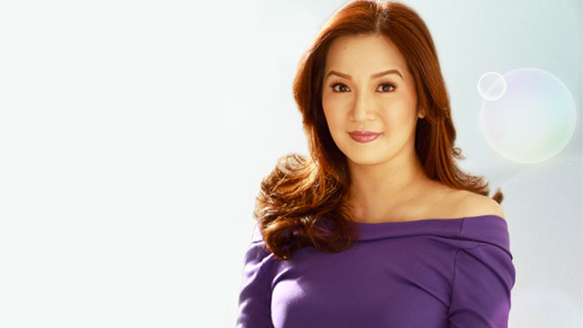 STAR ARSENAL. Kris Aquino joins Team PNoy bets in the final stretch of the campaign. Photo from www.krisaquino.net