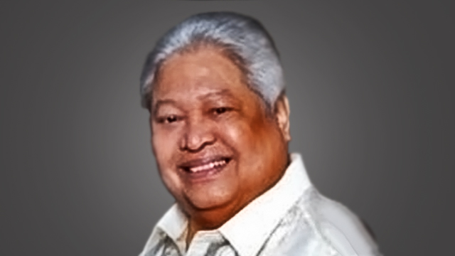 1st district congressman Edcel Lagman