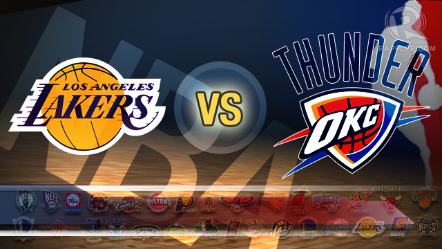 NBA Preview Celtics Vs 76ers Lakers Vs Thunder