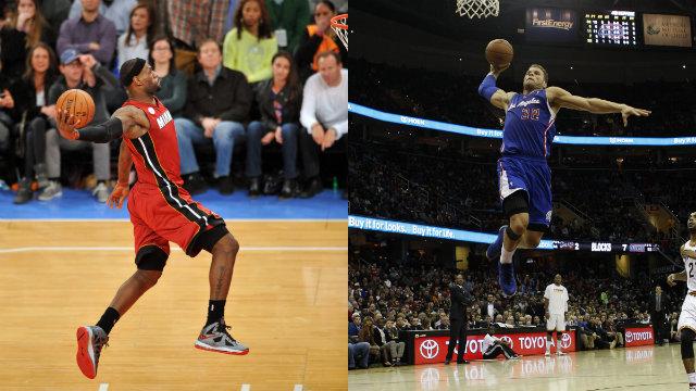 WebHits: Top 10 NBA Dunks of 2013  Blake