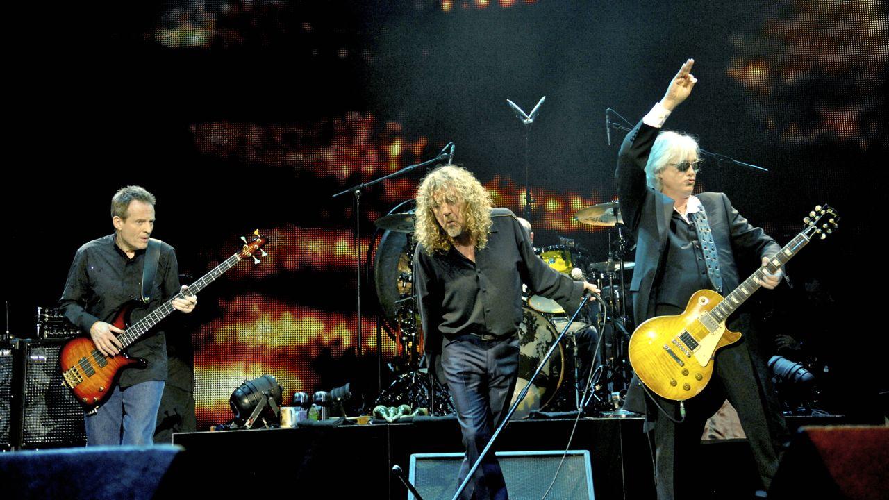 Led Zeppelin Black Dog Celebration Day Hd