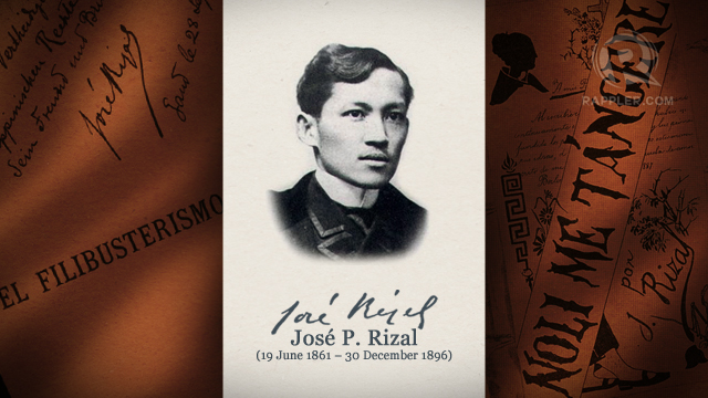 philippine revolution and jose rizal essay A philippine revolution, in rizal's view continue for 11 more pages » • join now to read essay the novels of jose rizal and other term papers or research.