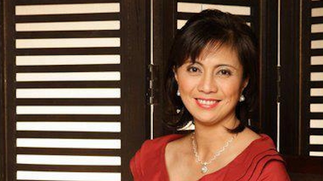 CONGRESSWOMAN? Atty. Leni Robredo. Photo from Facebook