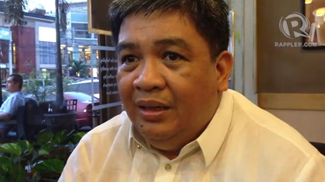 POLL WATCHDOG. The President has appointed lawyer Luie Guia as Comelec commissioner. Photo by Paterno Esmaquel II