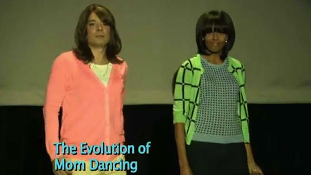 Michelle Obama's dance moves go viral on YouTube