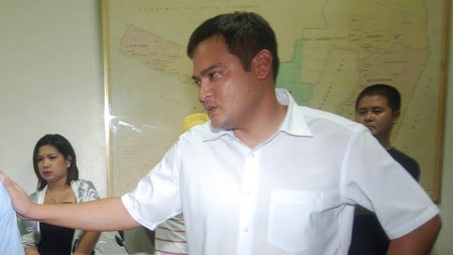 FOR CONGRESS? Sarangani Gov Miguel Dominguez