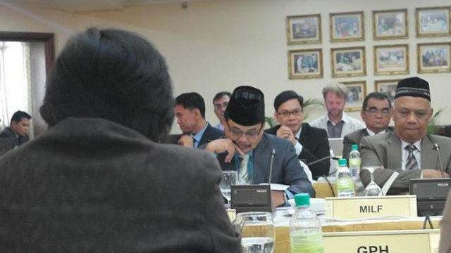 The Mnlf Milf And 2 Peace Agreements