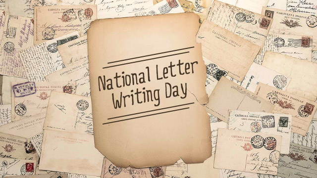 100,000 students to participate in 2nd National Letter Writing Day