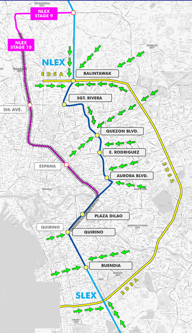 Long Delayed Nlex Slex Road Link Construction To Begin In