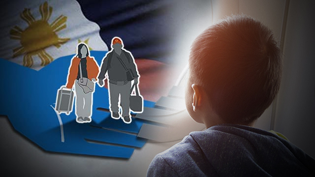 problems encountered by children with ofw parents Regarding on the effects of having an ofw parents different problems encountered as a child of an ofw values, which children of an ofw encounter.